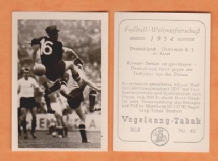 West Germany v Austria Zeman (40)